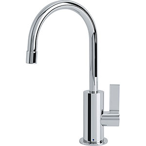 Franke DW10000 Kitchen Series Little Butler Single Lever Cold Water Dispenser Faucet, Polished Chrome