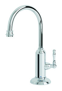 Franke DW12000 Farm House Little Butler Cold, Chrome