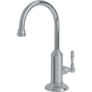 Franke DW12080 Farm House Little Butler Cold, Satin Nickel