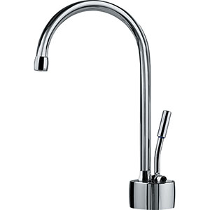 Franke DW7000 Cold Water Dispenser Traditional Faucet, Polished Chrome