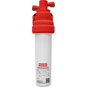 Franke FRCNSTR100 Filter Canister Thermoplast With Frc06 Cartridge