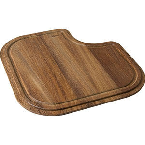 FRANKE GN16-40S GNX11016 IROKO SOLID WOOD CUTTING BOARD