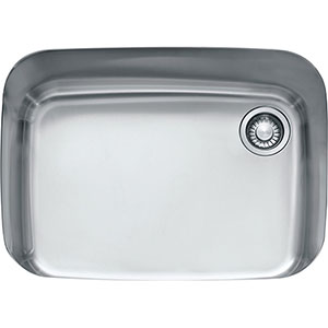 "Franke GNX11028 Europro 28-5/8"" Single Bowl Sink, Stainless Steel"