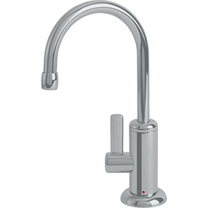 Franke LB11180 Logik Little Butler Hot, Satin Nickel