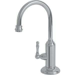 Franke LB12100 Farm House Little Butler Hot, Satin Nickel