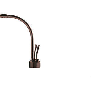 Franke LB9260 The Little Butler Series Hot & Filtered Cold Water Dispenser Faucet, Old World Bronze