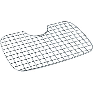 FRANKE PR-31S STAINLESS STEEL UNCOATED SHELF GRID FOR PRX11021 (DOUBLE BOWL MAIN BOWL)